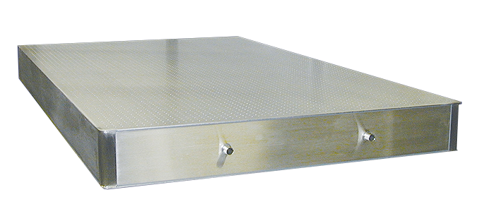 vacuum compatible optical tables