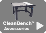 CleanBench Accessories