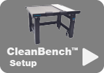 CleanBench Setup